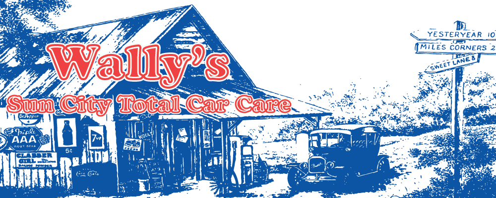 Wally's Sun City Total Car Care